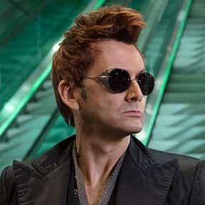 Crowley is listed (or ranked) 8 on the list The Best David Tennant Characters of All Time