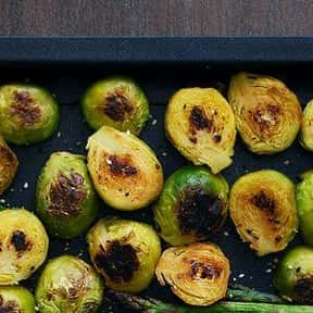 Brussels Sprouts is listed (or ranked) 11 on the list The Most Delectable Side Dishes For Pork Chops, Ranked