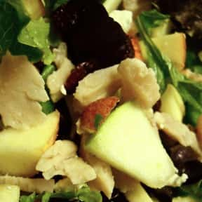 Cranberry Apple Salad is listed (or ranked) 14 on the list The Most Delectable Side Dishes For Pork Chops, Ranked