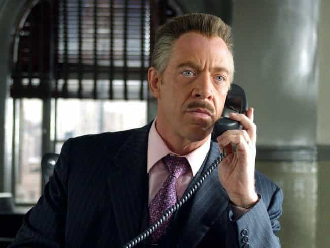 J. Jonah Jameson Will Create T... is listed (or ranked) 7 on the list Fan Theories About Spider-Man's Future In The MCU
