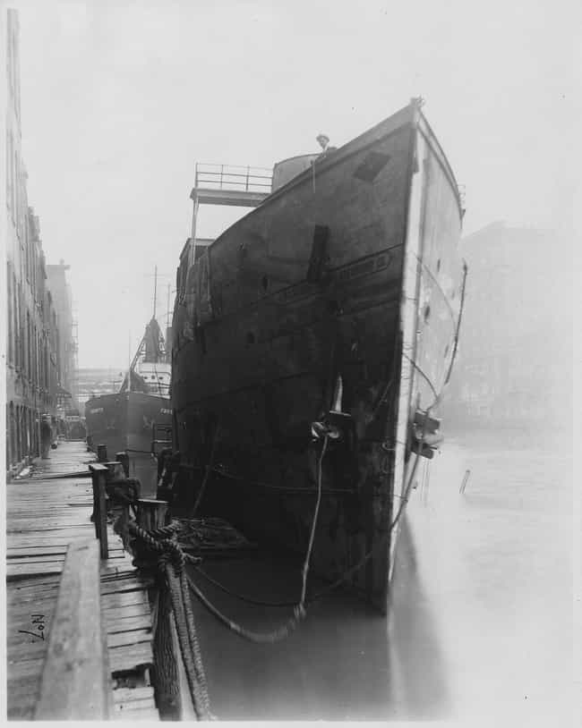 The Ship Had Serious Des... is listed (or ranked) 4 on the list Remembering The 'Eastland' Tragedy, America's Deadliest Maritime Disaster Since The 'Titanic'