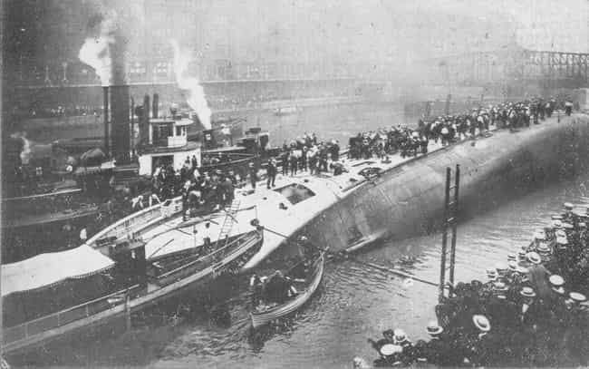 Most People Perished Onl... is listed (or ranked) 3 on the list Remembering The 'Eastland' Tragedy, America's Deadliest Maritime Disaster Since The 'Titanic'