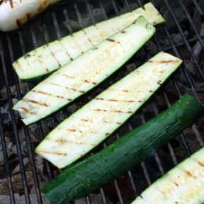 Grilled Zucchini is listed (or ranked) 25 on the list The Most Delightful Side Dishes For Barbeque, Ranked