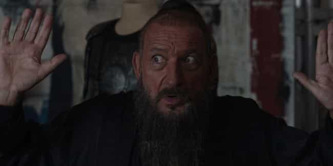 "Trevor Slattery / ""... is listed (or ranked) 2 on the list The Dumbest Characters In The Marvel Cinematic Universe, Ranked"