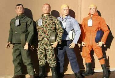 G.I. Joe Toy Soldier Prototype is listed (or ranked) 1 on the list The Most Valuable G.I. Joe Action Figures Of All Time