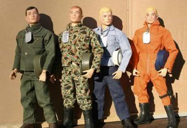G.I. Joe Toy Soldier Prototype... is listed (or ranked) 1 on the list The Most Valuable G.I. Joe Action Figures Of All Time