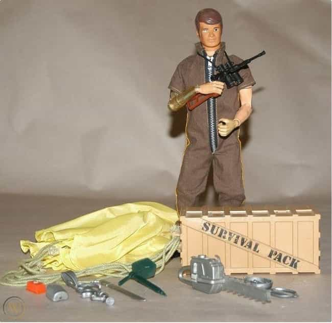 Paradrop (1975) is listed (or ranked) 3 on the list The Most Valuable G.I. Joe Action Figures Of All Time