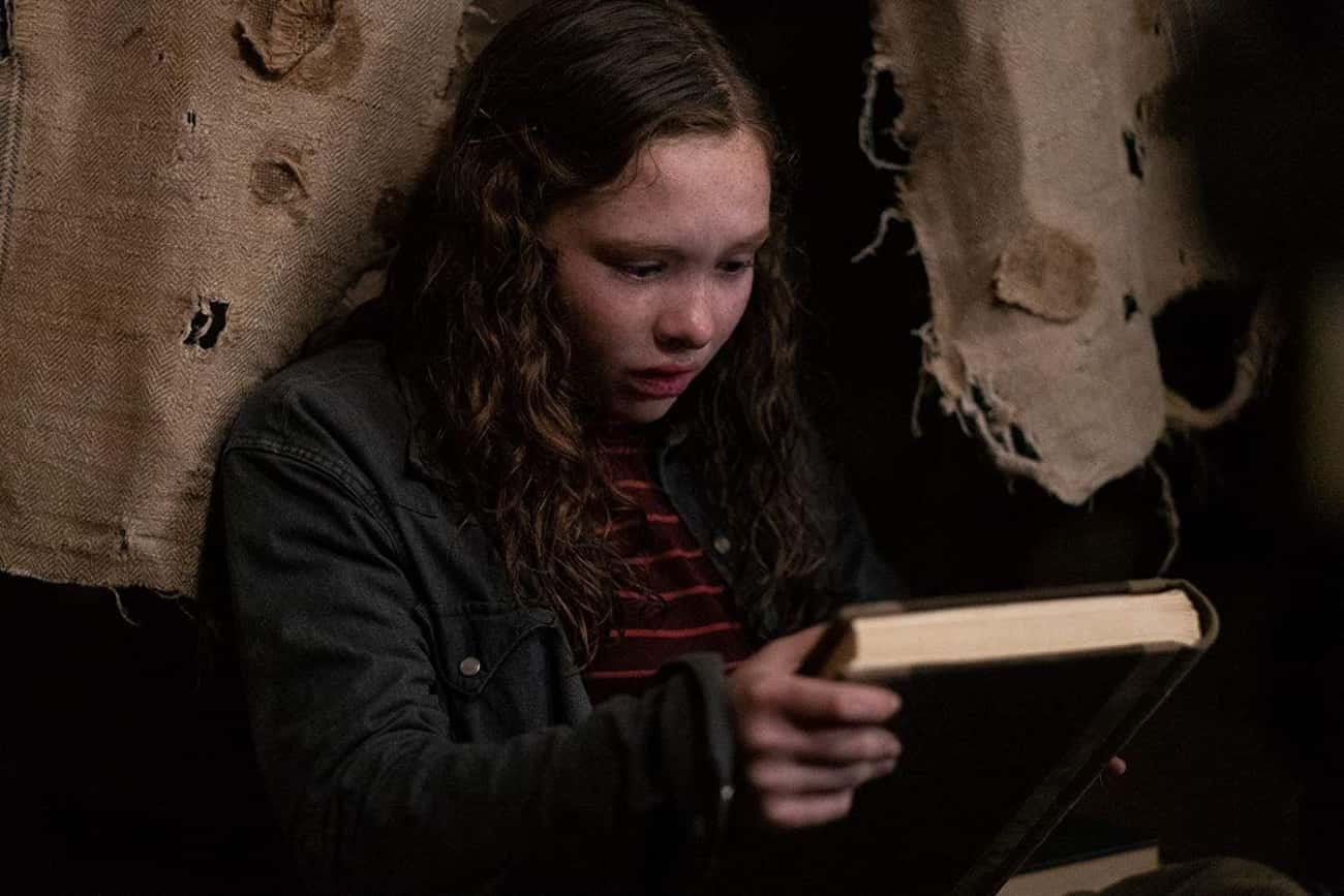 The Book Reads You is listed (or ranked) 3 on the list The Most Bone-Chilling Quotes From 'Scary Stories to Tell in the Dark'