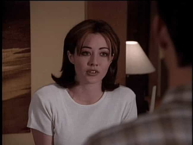 Shannen Doherty Was Fired Afte... is listed (or ranked) 1 on the list Behind-The-Scenes Drama That Fueled 'Beverly Hills, 90210' In The '90s