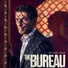 Le Bureau des Légendes is listed (or ranked) 2 on the list The Best French TV Shows of 2019