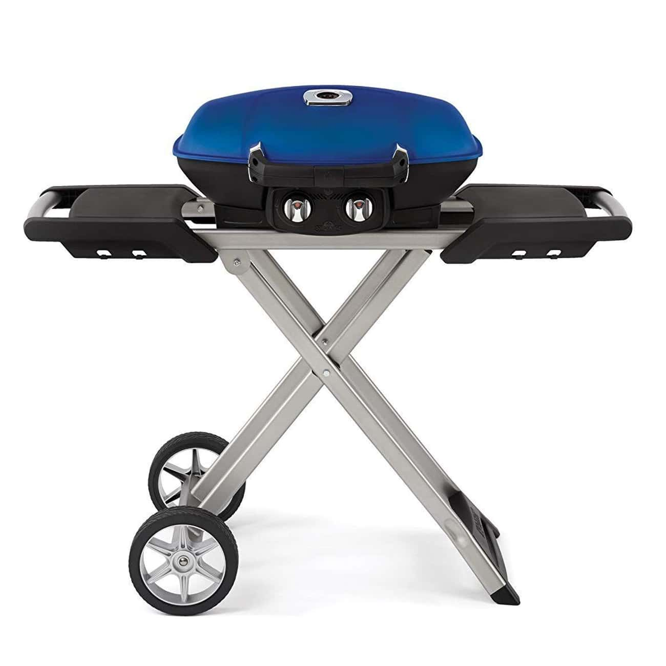 Napoleon TQ285X-BL Portable Pr is listed (or ranked) 4 on the list These Gas Grills Prove Propane Is Way Better Than Charcoal