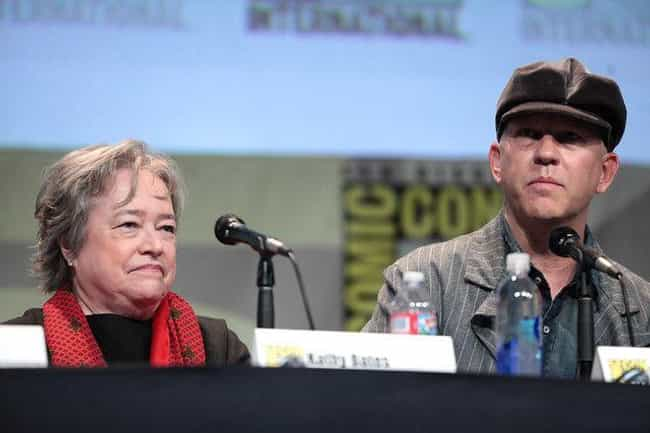 She Gushed About Ryan Murphy A... is listed (or ranked) 3 on the list Heartwarming Stories About Kathy Bates