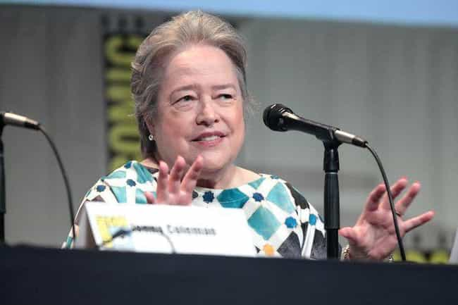 She Found The 'Silver Lining' ... is listed (or ranked) 4 on the list Heartwarming Stories About Kathy Bates