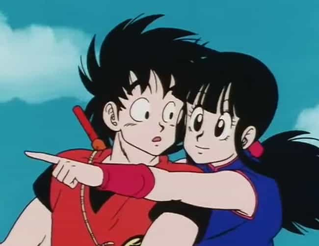 He's Never Kissed His Wi... is listed (or ranked) 4 on the list 14 Things You Didn't Know About Goku