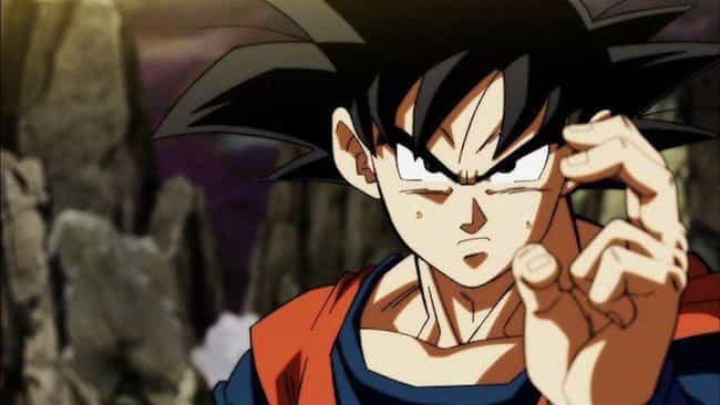 He Isn't Meant To Be Heroic is listed (or ranked) 4 on the list 14 Things You Didn't Know About Goku