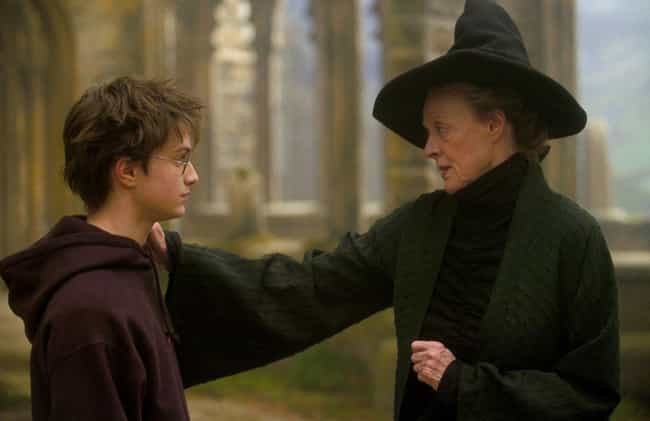 Maggie Smith Believed In Radcl... is listed (or ranked) 3 on the list What The 'Harry Potter' Cast Thinks Of Daniel Radcliffe
