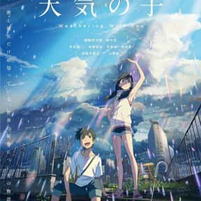 Weathering with You is listed (or ranked) 2 on the list The Best Japanese Movies Of 2019