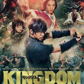 Kingdom is listed (or ranked) 1 on the list The Best Japanese Movies Of 2019