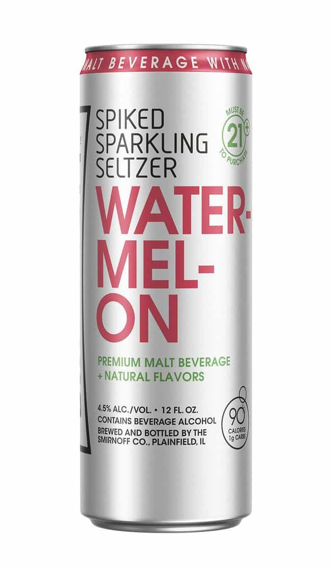 Seltzer Watermelon is listed (or ranked) 4 on the list The Best Smirnoff Sparkling Seltzer Flavors