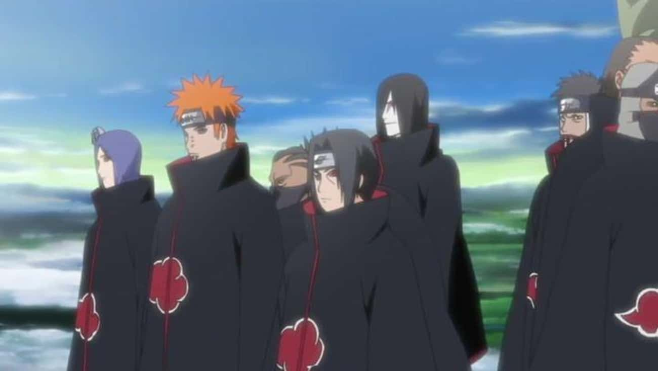 He's Masashi Kishimoto's Favor is listed (or ranked) 4 on the list 16 Things You Didn't Know About Itachi Uchiha