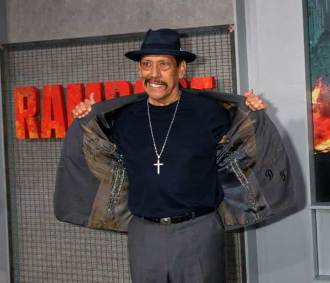 He Saved A Baby Trapped In An ... is listed (or ranked) 1 on the list 12 Facts That Prove Danny Trejo Is A Truly Manly Role Model