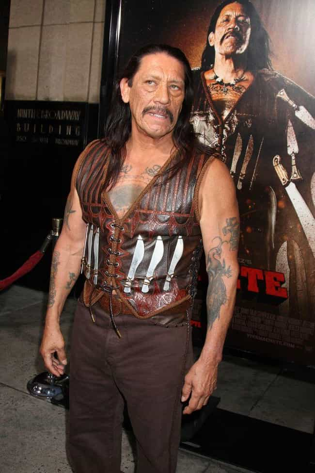 He Started His Film Career Whi... is listed (or ranked) 2 on the list 12 Facts That Prove Danny Trejo Is A Truly Manly Role Model