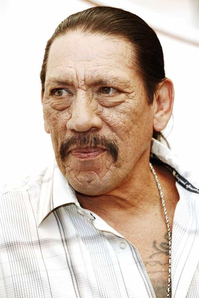 He Became A Substance Abuse Co... is listed (or ranked) 4 on the list 12 Facts That Prove Danny Trejo Is A Truly Manly Role Model