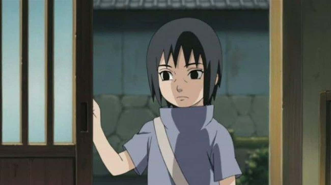 He Has The Second Highest Scor is listed (or ranked) 3 on the list 16 Things You Didn't Know About Itachi Uchiha