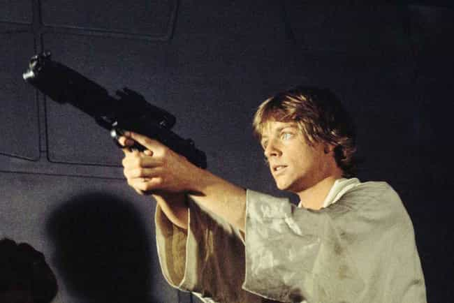 E-11 Blaster Rifle is listed (or ranked) 4 on the list The Best Blasters in the 'Star Wars' Saga, Ranked