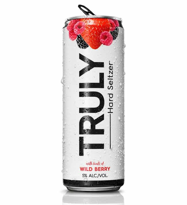 Wild Berry is listed (or ranked) 2 on the list The Best Truly Hard Seltzer Flavors