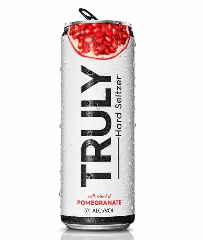 Pomegranate is listed (or ranked) 1 on the list The Best Truly Hard Seltzer Flavors
