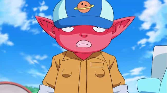 Monaka - 'Dragon Ball Super' is listed (or ranked) 2 on the list 13 Anime Characters Who Are Secretly Really Weak