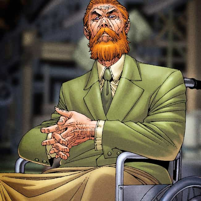 The Chief is listed (or ranked) 4 on the list The Best Doom Patrol Members