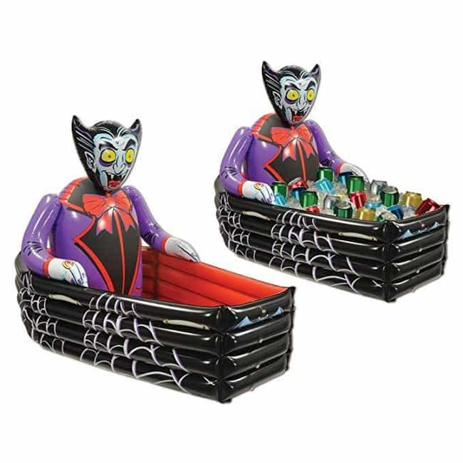 Beistle Inflatable Vampi... is listed (or ranked) 1 on the list The Best Halloween Decorations For Adding Some Haunt To Your House