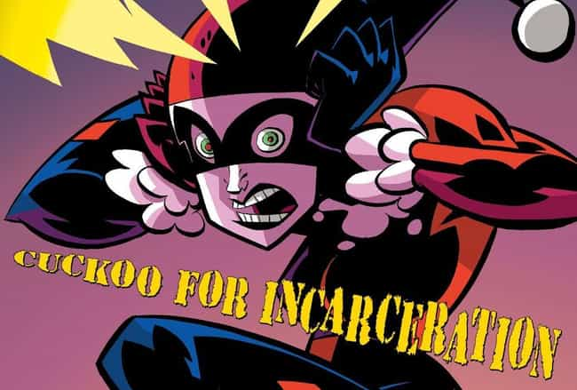 The 'Harley Quinn' Comic... is listed (or ranked) 8 on the list How Harley Quinn Ascended From Henchwoman To Beloved Antihero