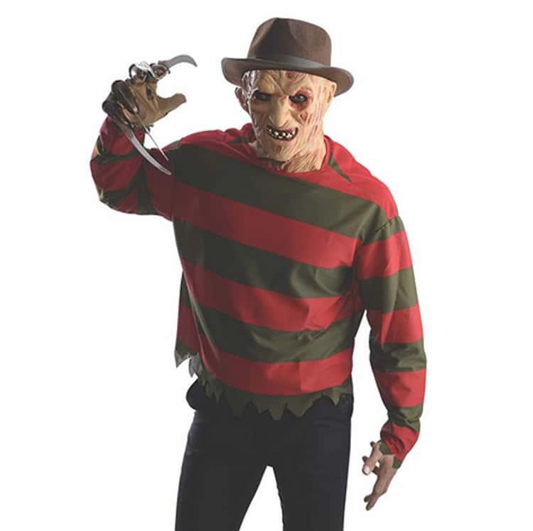 Freddy Krueger - 'A Nightmare on Elm Street'