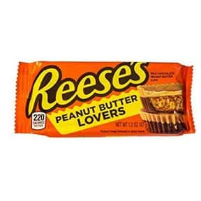 Reese's Peanut Butter Lovers is listed (or ranked) 2 on the list The Best New Candy Of 2019