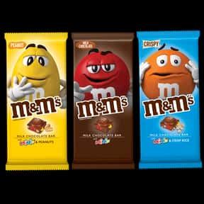 M&M's Bars is listed (or ranked) 1 on the list The Best New Candy Of 2019