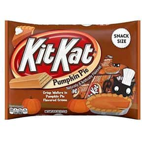 Kit Kat Pumpkin Pie is listed (or ranked) 13 on the list The Best New Candy Of 2019