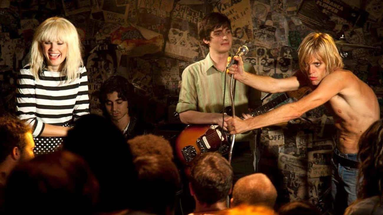 'CBGB' is listed (or ranked) 4 on the list The Most Wildly Inaccurate Biopics Of Famous Musicians And Bands