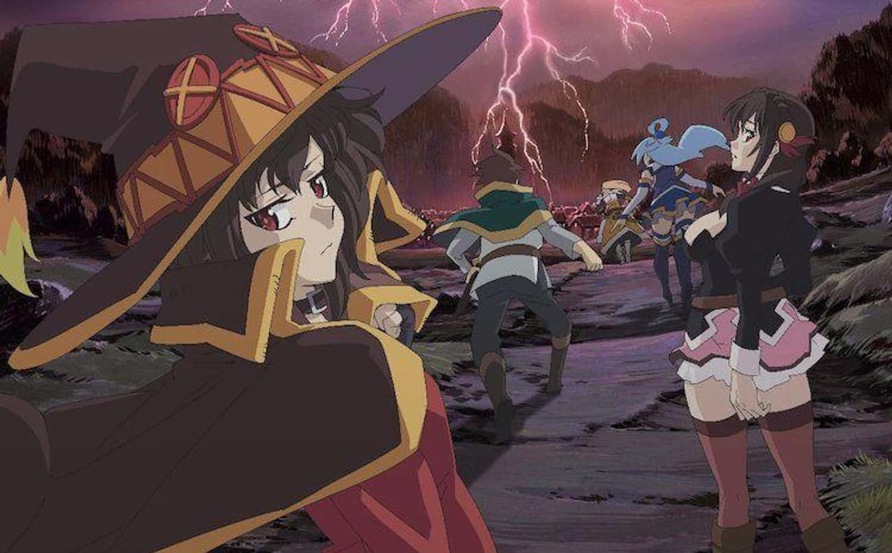 KonoSuba: God's Blessing on th is listed (or ranked) 3 on the list The 15 Best Anime Movies of 2019 You Shouldn't Miss