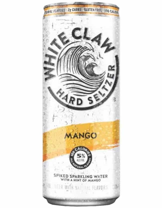 Mango is listed (or ranked) 2 on the list The Best White Claw Hard Seltzer Flavors, Ranked