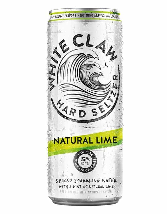 Natural Lime is listed (or ranked) 4 on the list The Best White Claw Hard Seltzer Flavors, Ranked