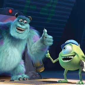 Sully & Mike from Monsters Inc.