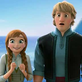 Kristoff & Anna from Frozen
