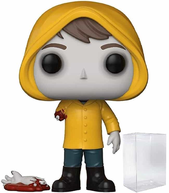 Armless Georgie From 'IT' is listed (or ranked) 3 on the list Creepy Funkos Every Horror Movie Fan Needs
