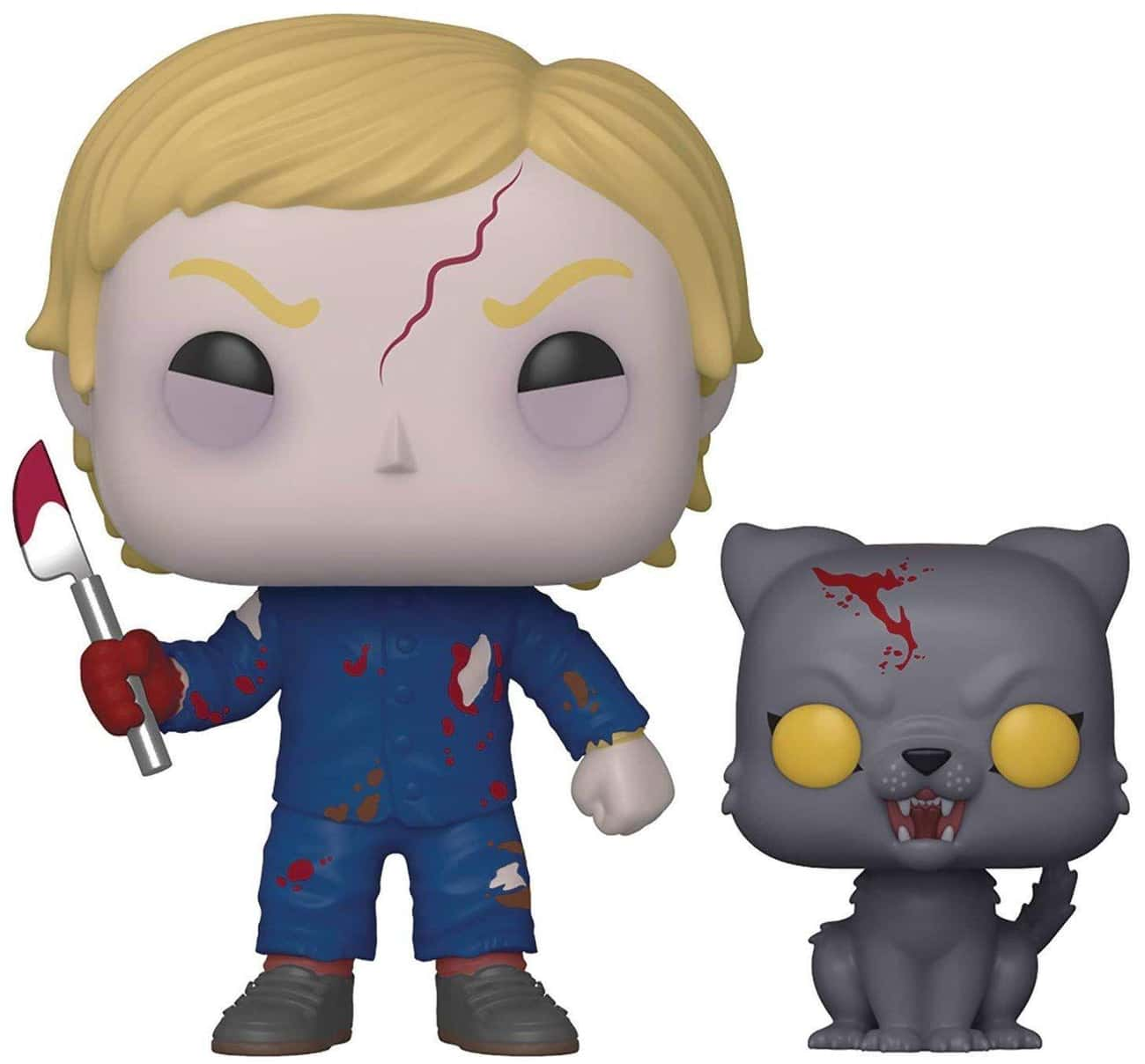Undead Gage And Church From 'P is listed (or ranked) 4 on the list Creepy Funkos Every Horror Movie Fan Needs