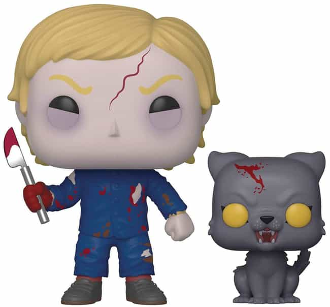 Undead Gage And Church From 'P... is listed (or ranked) 4 on the list Creepy Funkos Every Horror Movie Fan Needs