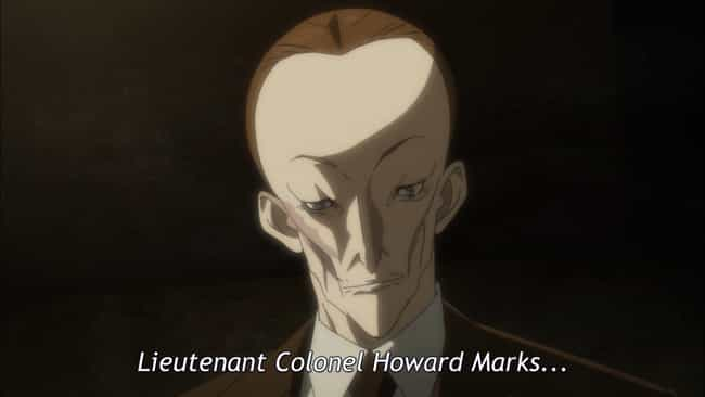Howard Marks - 'Joker Game' is listed (or ranked) 2 on the list The 20 Worst Character Designs in Anime History