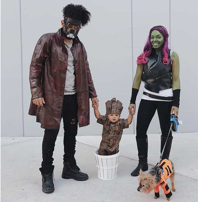 Family Of 4 Halloween Costumes 2019.Family Halloween Costume Ideas For 2019
